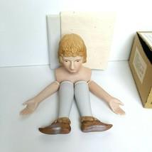 Vintage Doll Making Kit, Yield House Romeo, Shakespeare (Romeo & Juliet)... - $26.99