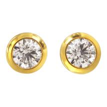 Tiffany & Co. Elsa Peretti Diamonds By The Yard 1.21 Ctw Earrings - $7,950.00