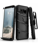 Bolt Series for Samsung Galaxy S8 Case Military Grade Drop Tested - $36.99