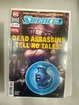 Silencer #12 DC Comics 2018- Great condition - $4.90