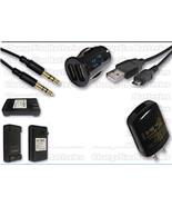 Samsung Galaxy S4 i537 Car + External Charger + Plug + USB Cable + Aux C... - $19.14