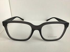 New BURBERRY B 6222-F 9836 55mm Unisex Gray Eyeglasses Frame - $119.99