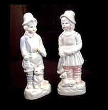 Pilgrim Figurines AB 744 Pair Vintage - $59.35