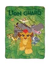 "The Lion Guard, ""Crew"" Micro Raschel Throw Blanket, 46"" x 60"" - $30.64"