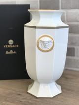 Versace by Rosenthal Vase 36 cm / 14.1 in Ikarus Medusa Gorgona NEW - $910.00