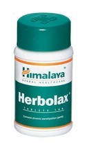 3x-Himalaya Herbal-Herbolax 100 Tablets  Free Shipping - $18.80