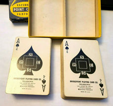 Bridge Bidding BridgePoint Double Deck Playing Cards image 5