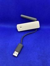 Official Microsoft XBOX 360 Wireless WiFi USB Network Internet Adapter White - $24.44