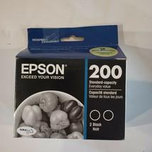 Epson T200120S  DURABrite Ultra Ink Cartridge - Black - $12.13