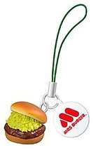 Bandai Miniature MOS Burger Food Figure Phone Strap E - $19.99