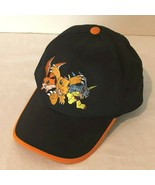 Digimon Embroidered Baseball Hat Cap One Size Youth Kids Agumon Patamon ... - $14.99