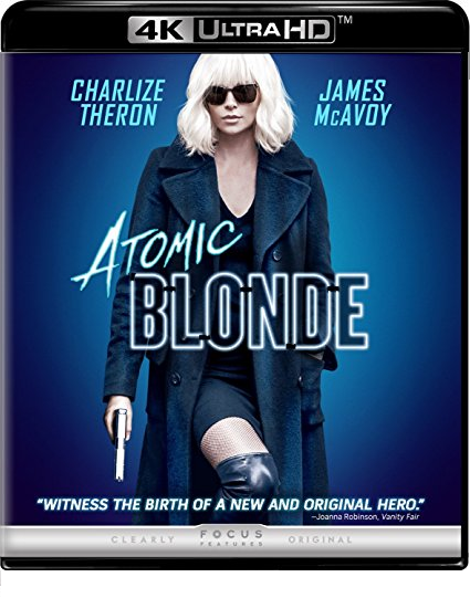 Atomic Blonde (4K Ultra HD + Blu-ray)