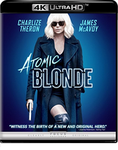 Atomic Blonde (4K Ultra HD + Blu-ray) - $11.95