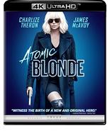 Atomic Blonde (4K Ultra HD + Blu-ray) - $11.95
