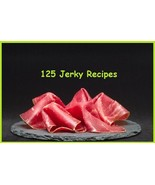 125 Delicious Jerky Recipes ---eBook--  (pdf) - $0.99
