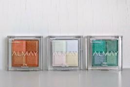 3 - Almay Eyeshadow Quads- 270 Illusionist, 280 Fairy Tale, 290 Pegasus - New - $18.69