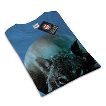 Wolf Moon Light Hunt Shirt Night Kill Women T-shirt - $12.99