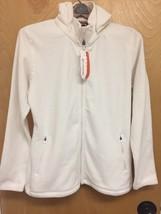 NWT Merrell Women's/Misses' Full Zip Cambria Fleece Jacket Zip Pockets Size Lg. - $37.62