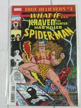 True Believers What If Kraven Hunter Killed Spider-Man #1 (Marvel, 2018)... - $1.99