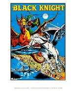 Marvelmania Black Knight 24 x 36 Reproduction Character Poster - $45.00