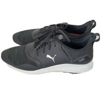 Puma Ignite PWRADAPT Mens Golf Shoes Black Size 12 US EUR 46 192225-01 GUC - $85.12