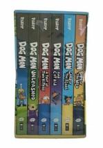 Perro Man: The Supa Epic Colección Libros 1-6, Seis Gráfico Novelas Por Dav image 2