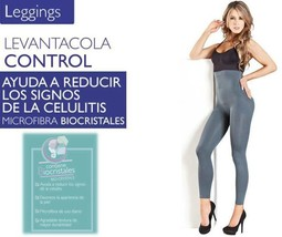 CoCoon Biocrystals Colombian Body Shaper Slimming Legging Reduce Celluli... - $31.87