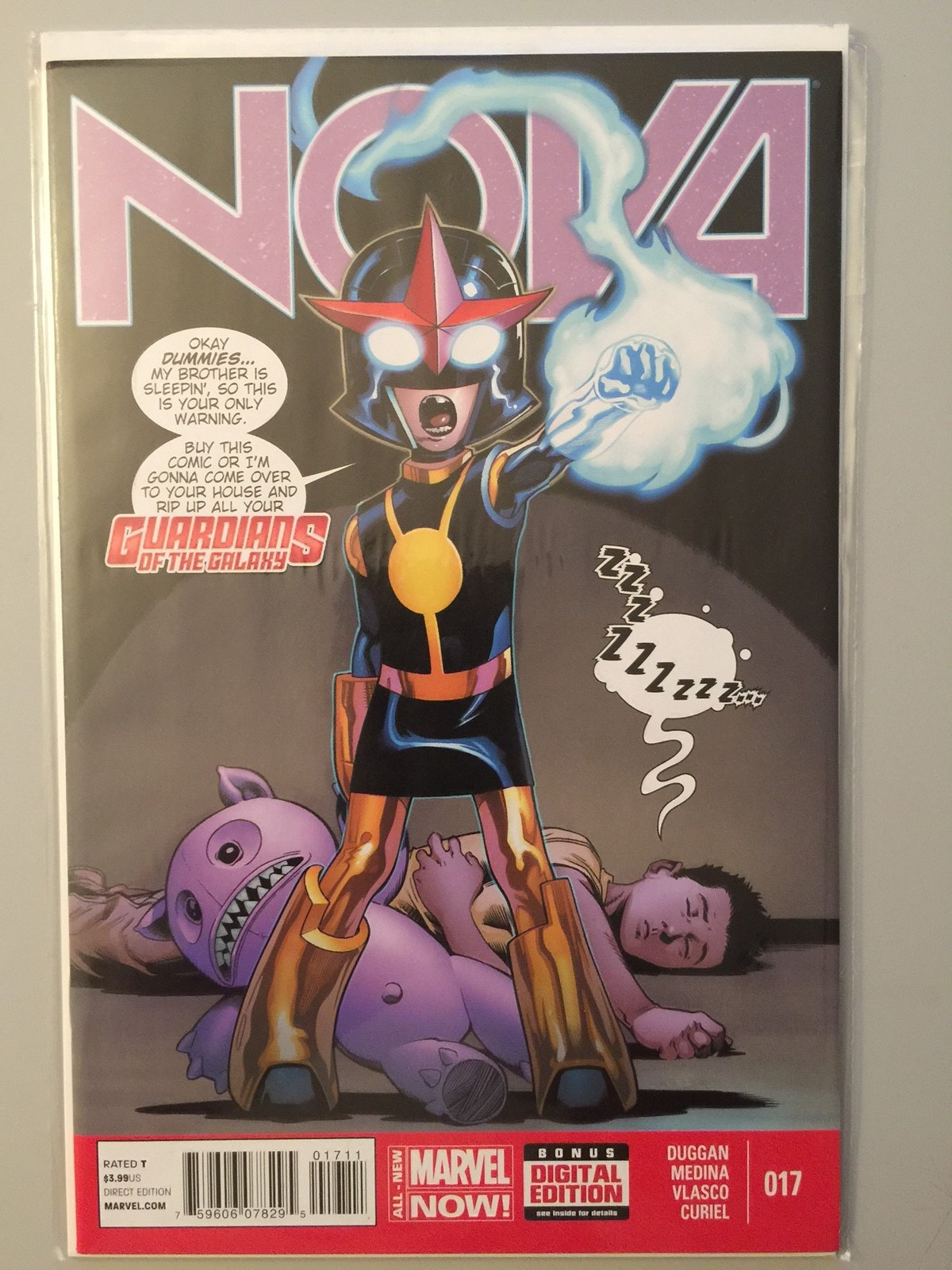 Primary image for Nova # 17 - 31 (Marvel lot of 15 - Guardians, Carnage, Original Sin,Axis, X-Men)