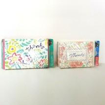 Vintage Thank You Note Cards & Envelopes NOS - $7.92