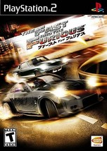 Fast and the Furious - PlayStation 2 [PlayStation2] - $19.59