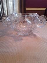 Vintage Indiana Glass Punch Bowl Set - $24.75
