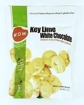 Key Lime White Chocolate Bagged Cookies: 8 oz by WOW Baking Company - $12.99