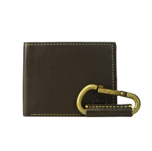 Timberland Men's Leather Billfold Logo Wallet w/ Leather Key Chain NP0440/01 image 11