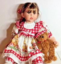 Brista Lloyd Middleton Royal Vienna Doll Collection Signed #78/250 - $194.00