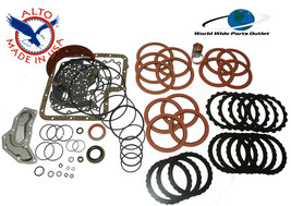 Ford C6 Rebuild Kit High Performance Master Kit Stage 2 Alto Red 1976-1996 - $222.45