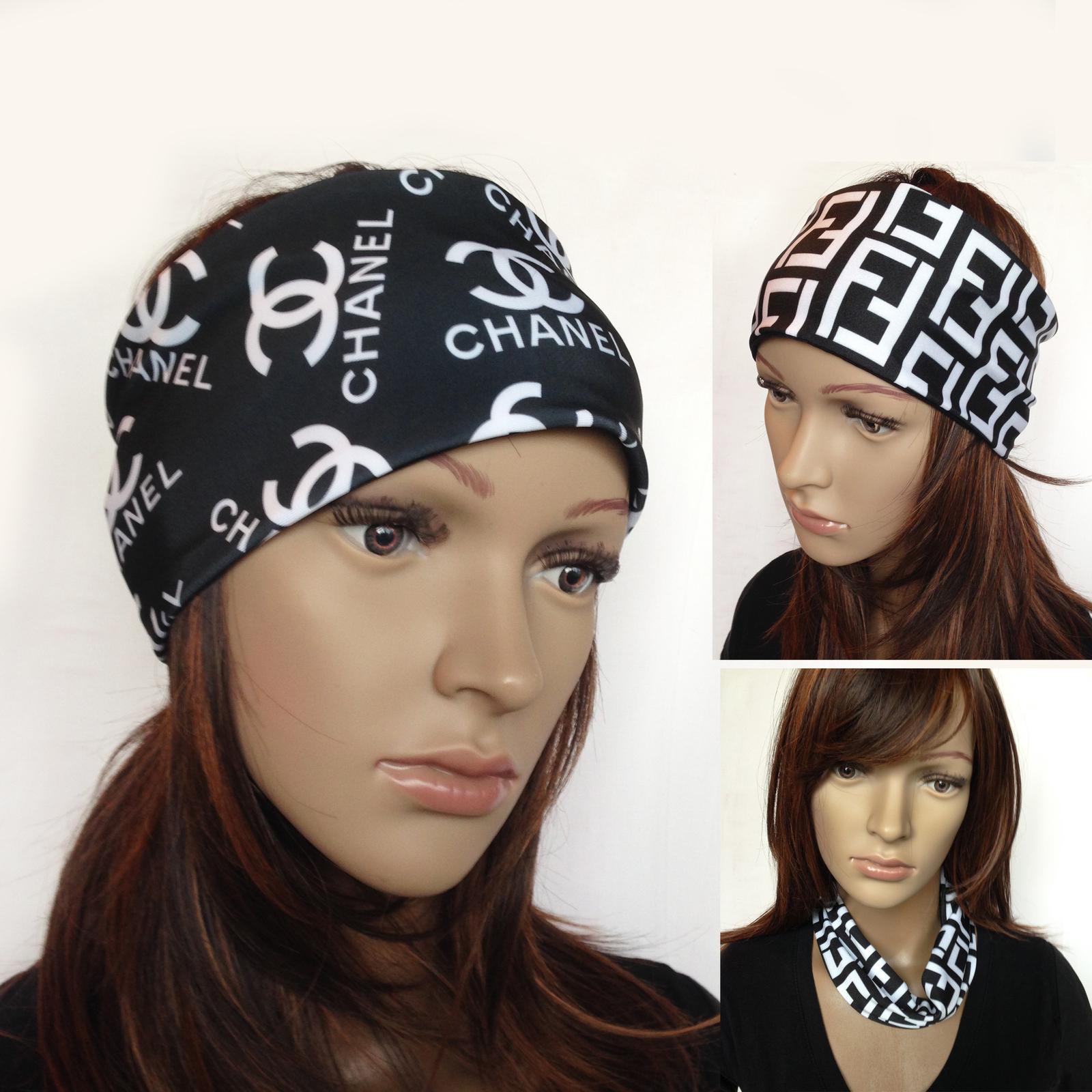 Fashion Designer Headband in Stretch Lycra and 50 similar items bcb2044458e7