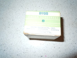Vintage Avon Cream Deodorant - $3.99