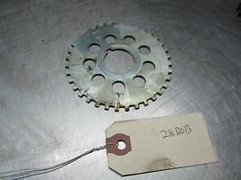 28R013 Crankshaft Trigger Ring 2006 Pontiac Vibe 1.8  - $20.00