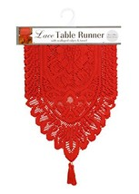 Ritz Lace Table Cloth Runner, 13 by 54-Inch - $7.44