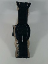 Chico Black Genuine Leather Women's Size Large Belt RN 79984 Chico's Int... - $18.80