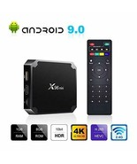 Android TV Box, X96 Mini Android 9.0 TV Box 1GB RAM 8GB ROM, Support 2.4... - $40.58