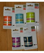 One Direction 1D Office Depot Against Bullying WASHI TAPE Harry Zayn Lou... - $7.69