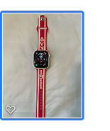 Kappa Alpha Psi Watch Band Strap Silicone Size 42/44 - £18.83 GBP