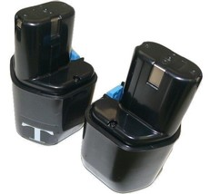 2 NiMH 12V 2.1Ah Batteries for HITACHI DV 12DV 318240 EB 12 EB 1224 EB 1... - $47.88