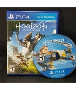 Horizon: Zero Dawn Sony PlayStation 4 PS4 Exclusive Guerilla Games RPG - $11.87