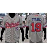 NLBM Negro League Baseball Jersey - Detroit Stars - $69.00