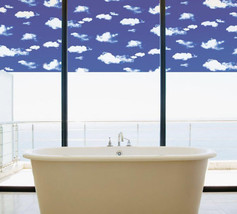 """Clouds Static Cling Window Film, 36"""" Wide x 82 ft - $414.76"""