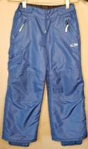 Champion Youth XS 4-5 Snow Pants Adjustable Waist VentureDry Blue  - $11.59