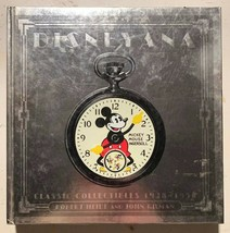 Disneyana Classic Collectibles 1928-1958 Heide & Gilman Hardcover - $14.69