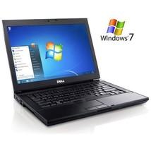 Fast Dell Laptop Windows 7 1 Year WTY 14.1 LCD Intel Dual 2.93 4GB NEW B... - $190.00